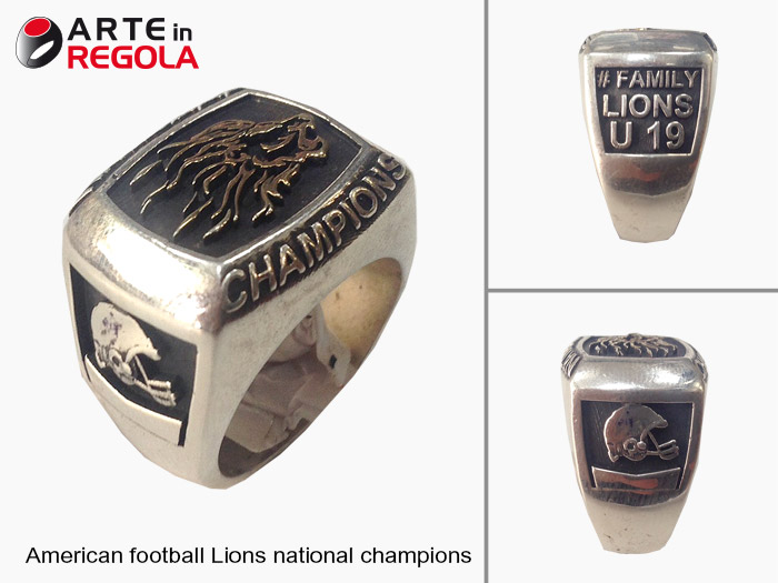 American Football Lions National Champions